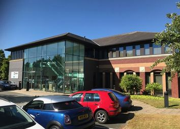 Office to let in First Floor Winster House, Lakeside, Chester Business Park, Chester CH4