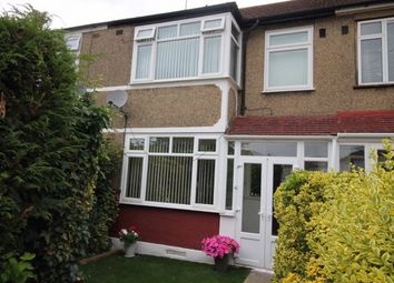 Thumbnail 3 bed terraced house for sale in Clunas Gardens Gidea Park, Romford