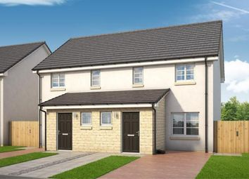 "Thumbnail 3 bedroom property for sale in ""The Lochy At Holmlea"" at Barbadoes Road, Kilmarnock"