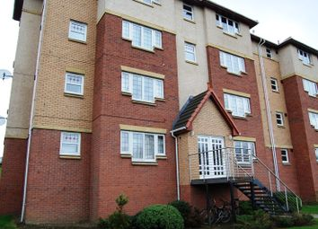 Thumbnail 2 bed flat for sale in Burnvale, Livingston, West Lothian
