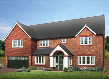 "Thumbnail 5 bedroom detached house for sale in ""Farnham"" at Common Lane, Lach Dennis, Northwich"