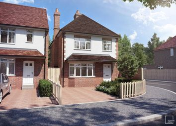 Thumbnail 4 bed detached house for sale in Belmont Road, Hemel Hempstead