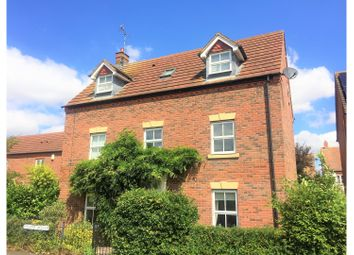 Thumbnail 5 bed detached house for sale in Poland Avenue, Stratford-Upon-Avon