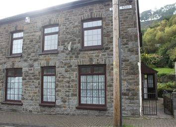 Thumbnail 4 bed semi-detached house for sale in Graig Street, Ynyshir, Porth, Rhondda Cynon Taff.
