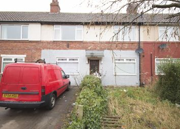 Thumbnail 3 bedroom terraced house for sale in Rosedale Avenue, Middlesbrough