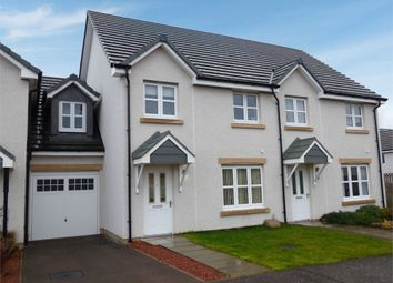 Thumbnail 3 bedroom terraced house for sale in William Dickson Drive, Blairgowrie, Perth And Kinross
