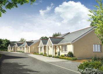 Thumbnail 2 bed bungalow for sale in Mylor Gardens, Cogos Avenue Tamarton Foliot, Plymouth, Devon