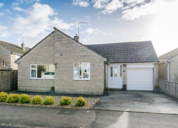 Thumbnail 2 bed detached bungalow for sale in Manor Close, Sherston, Malmesbury