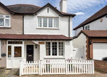 Thumbnail 2 bed semi-detached house for sale in Orchard Road, Farnborough Village, Orpington