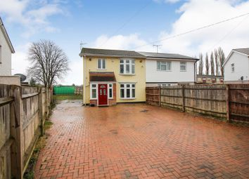 Thumbnail 3 bed semi-detached house for sale in Russell Avenue, Aylesbury