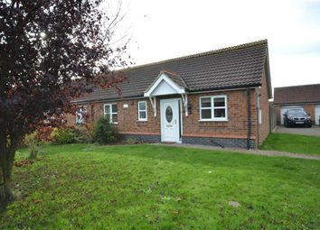 Thumbnail 2 bed bungalow for sale in Garden Village, North Killingholme, Immingham