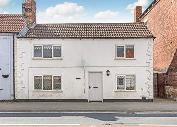 Thumbnail 3 bed terraced house for sale in The Cottage, Foggathorpe, Selby