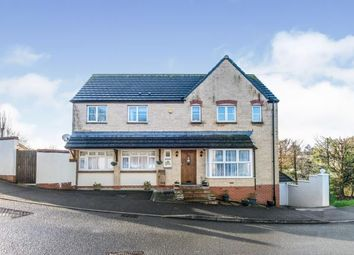Thumbnail 4 bed detached house for sale in Axminster, Devon