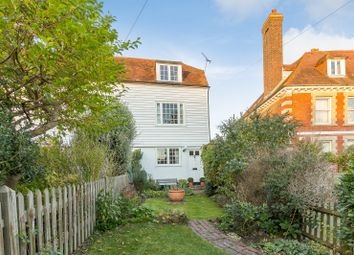 Thumbnail 3 bed end terrace house for sale in Bell Cottages, High Street, Ticehurst, E. Sussex