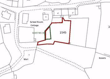 Thumbnail Land for sale in Upper Nash, Lamphey, Pembroke