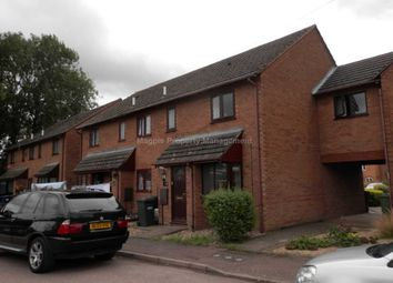 Thumbnail 1 bed town house to rent in Grosvenor Gardens, St. Neots