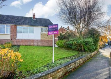 Thumbnail 2 bed semi-detached bungalow for sale in Beecroft Crescent, Leeds