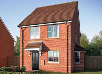 "Thumbnail 3 bed end terrace house for sale in ""The Eveleigh III"" at Celsea Place, Cholsey, Wallingford"