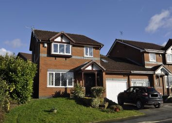 Thumbnail 4 bed link-detached house for sale in Walkerwood Drive, Stalybridge