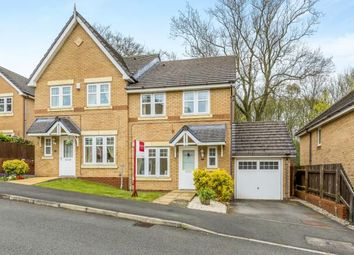 Thumbnail 3 bed semi-detached house for sale in Treacle Row, Silverdale, Newcastle, Staffordshire