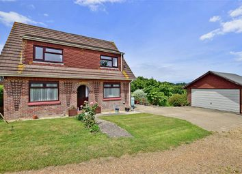 Thumbnail 4 bedroom detached house for sale in Harness Lane, Rew Street, Gurnard, Cowes, Isle Of Wight