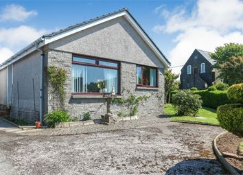 Thumbnail 2 bed detached bungalow for sale in Ervie Road, Leswalt, Stranraer, Dumfries And Galloway