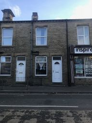 Thumbnail 1 bed terraced house to rent in Huddersfield Road, Ravensthorpe, Wakefield
