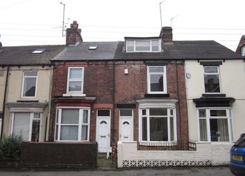Thumbnail 3 bed terraced house to rent in Smith Street, Chapeltown, Sheffield
