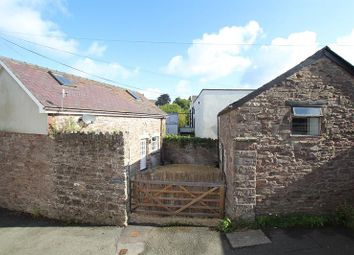 Thumbnail 2 bed detached house for sale in Chapel Street, Brecon
