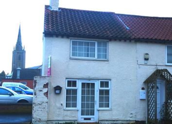 Thumbnail 3 bed terraced house for sale in West Road, Billingborough, Sleaford, Lincolnshire