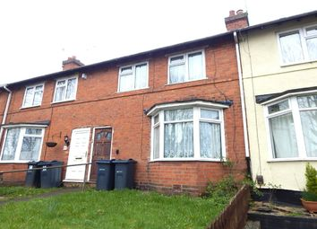 Thumbnail 3 bedroom terraced house for sale in Barnsdale Crescent, Northfield, Birmingham