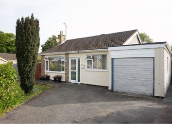 Thumbnail 3 bed detached bungalow for sale in Lon Y Wylan, Llanfairpwllgwyngyll