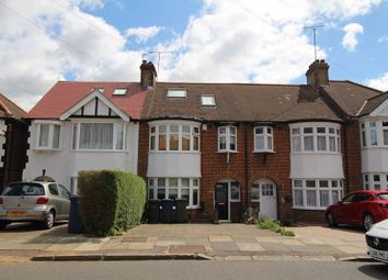 Thumbnail 4 bed terraced house for sale in Woodfield Drive, East Barnet, Barnet