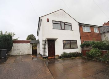 Thumbnail 3 bed terraced house to rent in Manor Road, Stechford, Birmingham