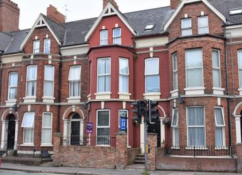 Thumbnail 9 bed terraced house for sale in Antrim Road, Belfast