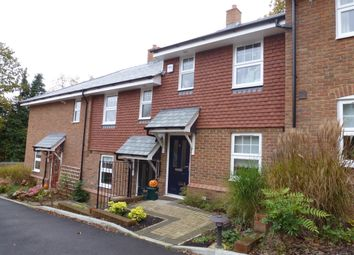 Thumbnail 2 bed terraced house to rent in Thistledown Close, Wrecclesham, Farnham, Surrey
