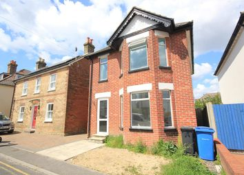 Thumbnail 3 bed detached house to rent in Gladstone Road, Parkstone, Poole