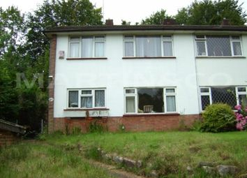 Thumbnail 4 bed semi-detached house for sale in Copperfield Road, Southampton