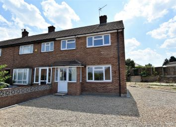 Thumbnail 3 bed end terrace house for sale in Hill House Road, Dartford