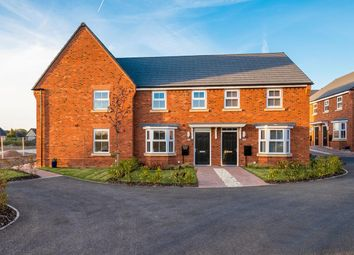 Thumbnail 3 bed semi-detached house for sale in The Archford, St Mary's Gate, Stafford