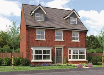 "Thumbnail 5 bedroom detached house for sale in ""The Huxley"" at Otley Road, Killinghall, Harrogate"