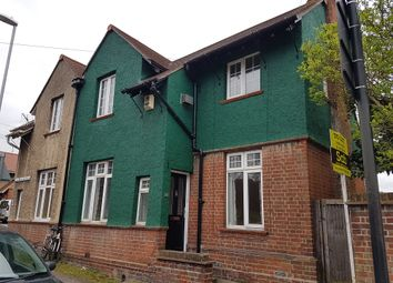 Thumbnail 2 bedroom semi-detached house to rent in Lady Margaret Road, Cambridge