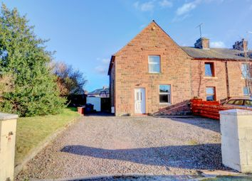 Thumbnail 3 bed end terrace house for sale in Cresswell Hill, Dumfries