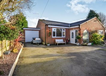 Thumbnail 3 bedroom bungalow for sale in Chesterfield Road, Huthwaite, Nottinghamshire, Notts