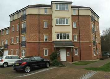 Thumbnail 2 bed flat to rent in Redgrave Close, St James Village, Gateshead, Tyne And Wear