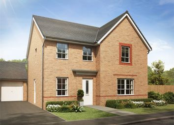 Thumbnail 4 bed detached house for sale in Fernwood Village, Newark, Nottinghamshire.