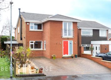 Thumbnail 5 bed detached house for sale in Bromley Green, Heapey, Chorley