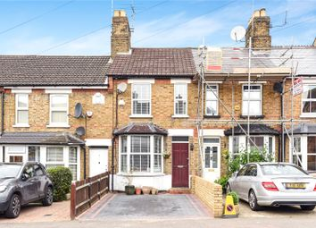 Thumbnail 2 bed terraced house for sale in High Street, Northwood, Middlesex