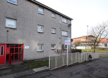 Thumbnail 2 bedroom flat for sale in Crichton Street, Coatbridge
