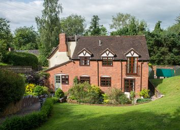 Thumbnail 4 bed detached house for sale in Lower Frith Common, Eardiston, Tenbury Wells